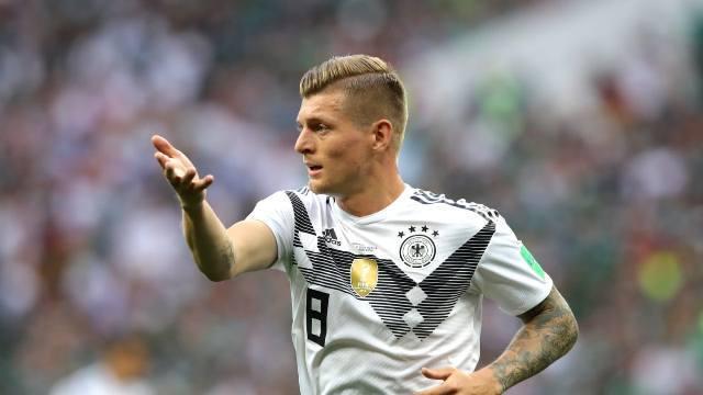 Μόνο νίκη η Γερμανία, κάνει και η ισοπαλία στη Σουηδία