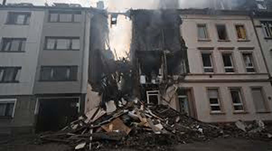 Συναγερμός στην Γερμανία από έκρηξη! Τουλάχιστον 25 τραυματίες