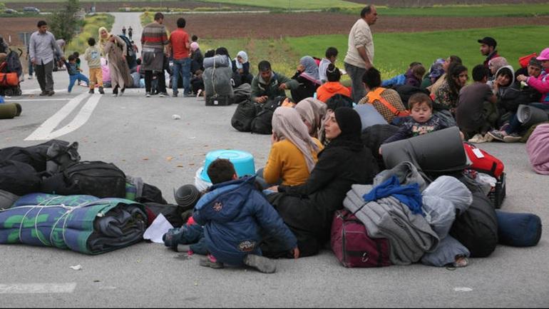 Αστυνομικοί εντόπισαν 48 μετανάστες χωρίς έγγραφα στην Εγνατία Οδό
