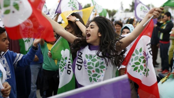 Πάγωσε ο Ερντογάν: Στη Βουλή το φιλοκουρδικό HDP