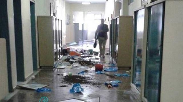 Άγνωστοι βανδάλισαν σχολείο στη Θεσσαλονίκη