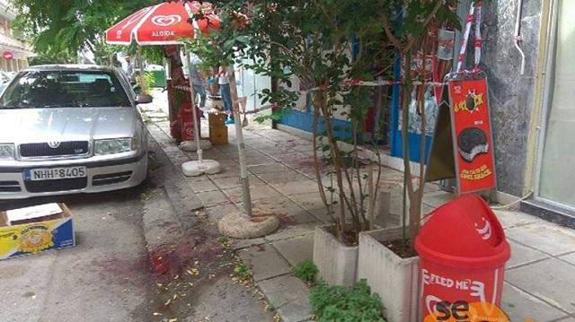 Αιματηρή ληστεία σε μίνι μάρκετ: Συνελήφθη ο δράστης
