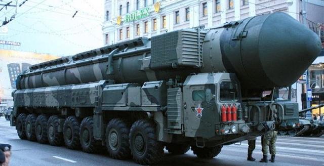 Τρόμο προκαλεί στη Δύση ο νέος διηπειρωτικός βαλλιστικός πύραυλος της Ρωσίας [βίντεο]