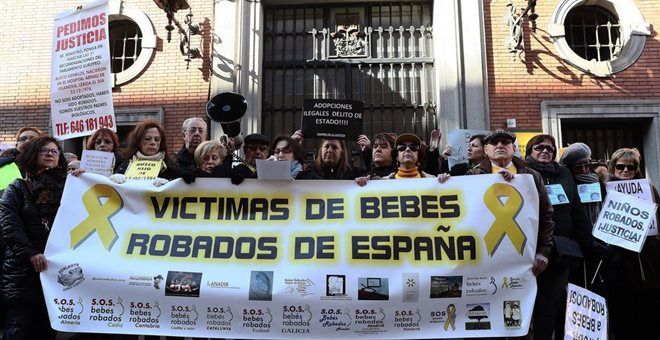 Αποκάλυψη κυκλώματος εμπορίας βρεφών στην Ισπανία με δράση από το 1965-1990