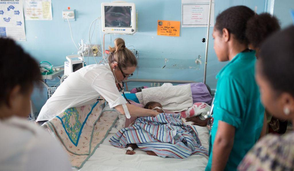 Επανεμφανίστηκε η πολιομυελίτιδα στη Παπούα Νέα Γουινέα