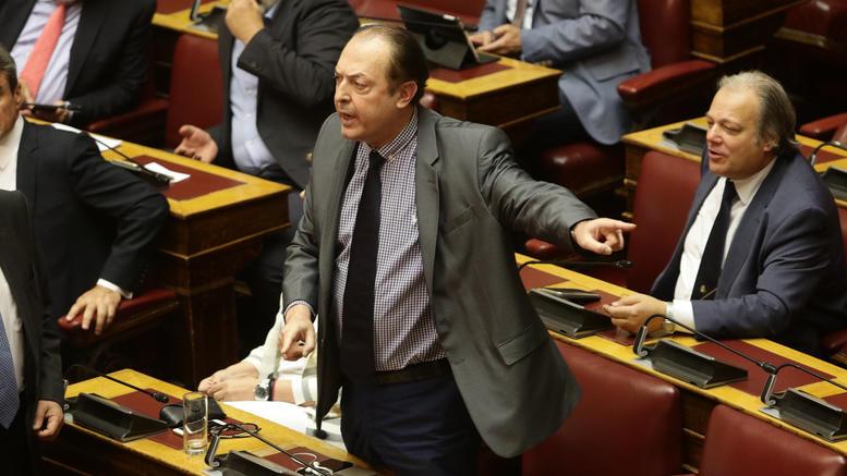 Ανεξαρτητοποιήθηκε ο βουλευτής των ΑΝΕΛ Γ. Λαζαρίδης