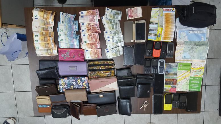 Μεγάλη σπείρα «πορτοφολάδων»: Συνελήφθησαν 30, αναζητούνται 21