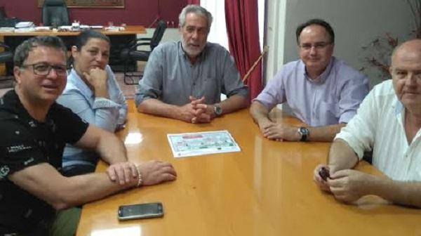 Πρόταση για δημιουργία ανοικτού κέντρου εμπορίου στον Αλμυρό