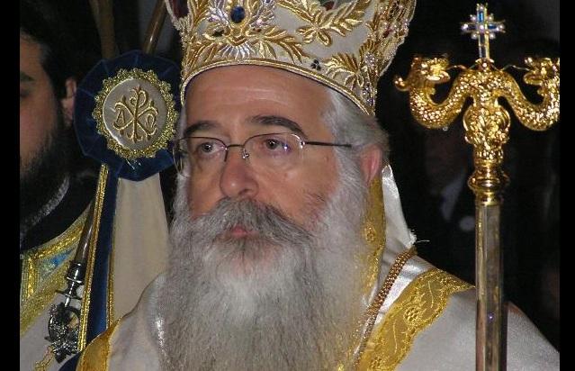 Τοποτηρητής στη Μητρόπολη Λάρισας ο Μητροπολίτης Δημητριάδος