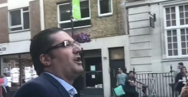 Μπλάντος: Γιατί αποδοκίμασα τον Τσίπρα στο Λονδίνο. Δεν είμαι φασίστας