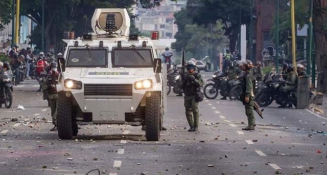 Εξέγερση σε φυλακή της Βενεζουέλας: Ομηροι 30 σωφρονιστικοί
