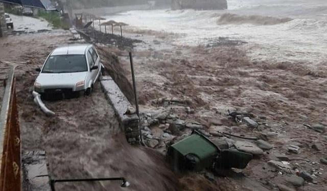 Κανάλια, Κερασιά, Καμάρι, μετρούν τις «πληγές» τους [photos]