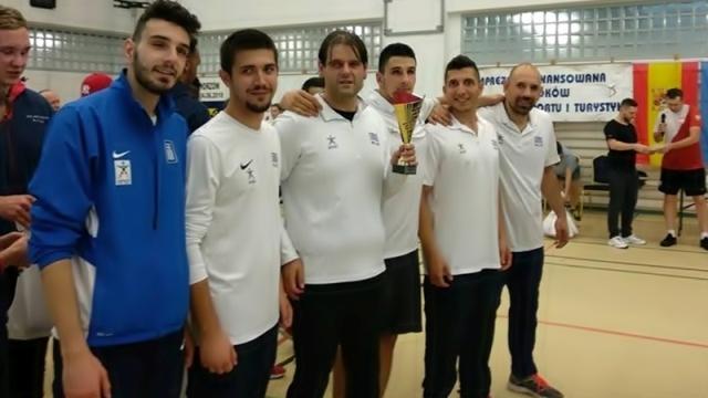 Στον Βόλο η Εθνική ομάδα Goalball