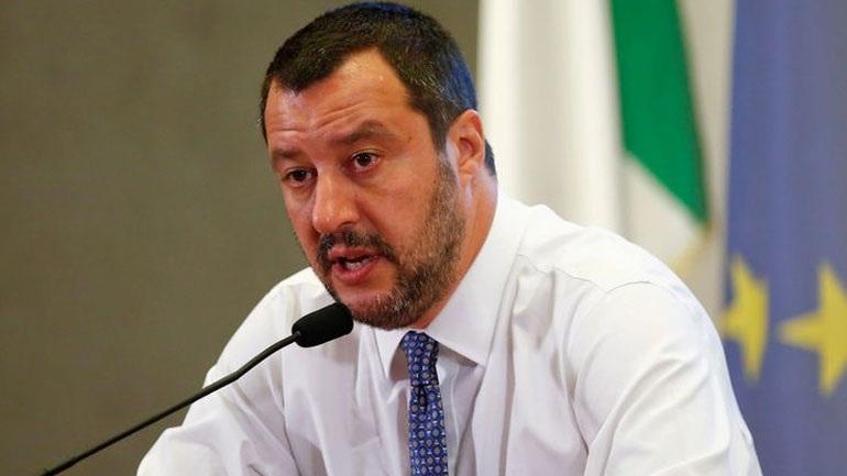 Ο Σαλβίνι δεν είναι βέβαιος ότι θα υπάρχει η Ευρωπαϊκή Ένωση το 2019