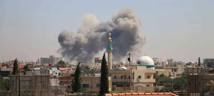 Επίθεση του στρατού στη Συρία: Στους 93 οι νεκροί άμαχοι από τις 19 Ιουνίου