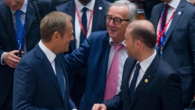 Συμφωνία στη Σύνοδο Κορυφής για το προσφυγικό