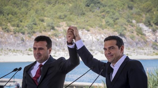 Με όπλο τη «μακεδονική» ταυτότητα η καμπάνια Ζάεφ για το «ναι» στο δημοψήφισμα