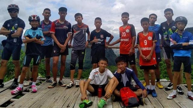Ταϊλάνδη: Βρέθηκαν ζωντανά τα 12 παιδιά που χάθηκαν σε σπηλιές