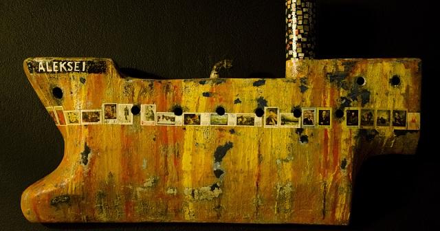 Έκθεση έργων του Βασίλη Καποδίστρια στο Τσαλαπάτα