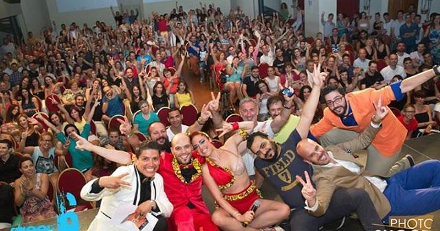 9th Greek Salsa Bootcamp από 5-8 Ιουλίου στην Αγριά!