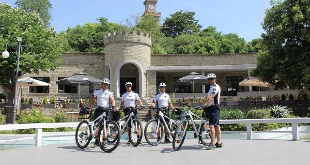 Θετικές οι εντυπώσεις για τους αστυνομικούς - ποδηλάτες