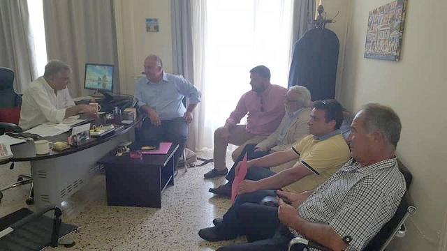 Εκτακτη χρηματοδότηση του Δήμου Ρήγα Φεραίου