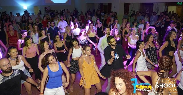 Ανοίγει η αυλαία του 9ου Greek Salsa Bootcamp