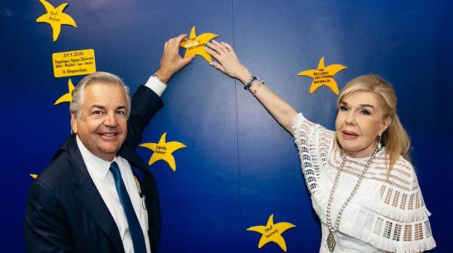 Η Ελληνική Ομογένεια αγκαλιάζει την «ΕΛΠΙΔΑ»