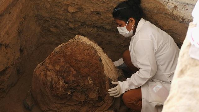 Οι παράξενοι τάφοι και τα ευρήματα στο Περού [εικόνες]