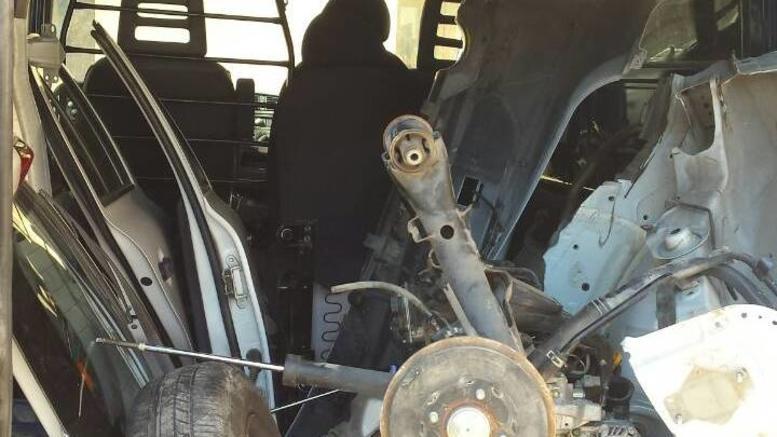 Σπείρα έκλεβε κατά παραγγελία οχήματα και εξωλέμβιες μηχανές