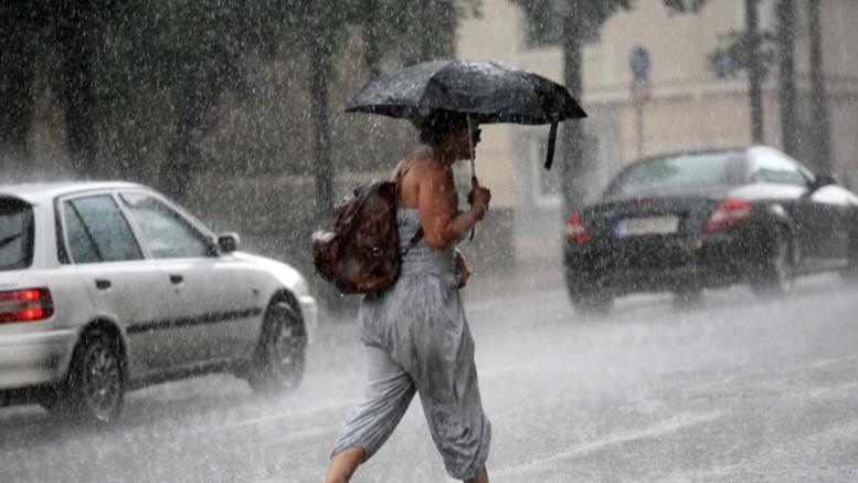 Έκτακτο δελτίο επιδείνωσης καιρού: Βροχές και καταιγίδες
