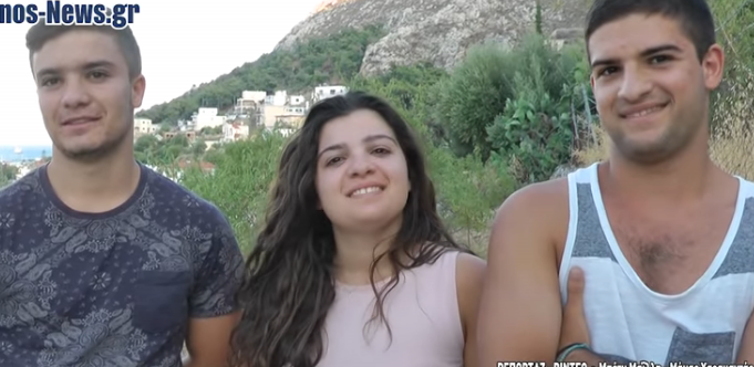 Μιχάλης, Ελένη, Στέλιος: Τα τρίδυμα από την Κάλυμνο που αρίστευσαν στις Πανελλήνιες