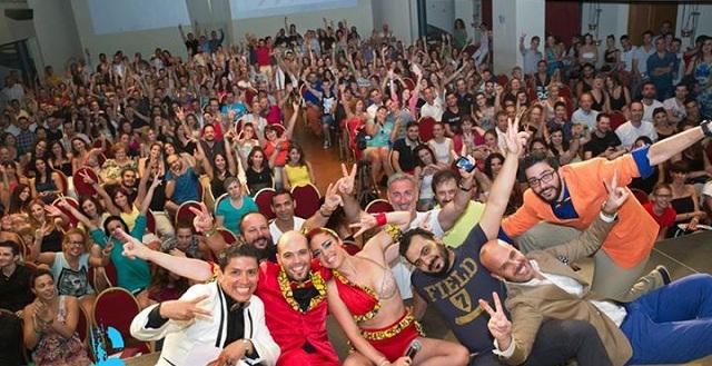 Πλήθος συμμετοχών στο 9ο Greek Salsa Bootcamp στην Αγριά