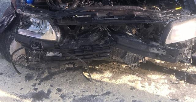 Αγιο είχε οδηγός από την Καρδίτσα σε τροχαίο στην Αθηνών-Λαμίας