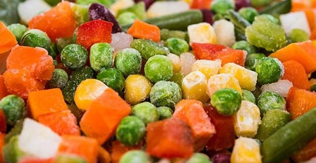 Ανακαλείται γνωστό μείγμα κατεψυγμένων λαχανικών