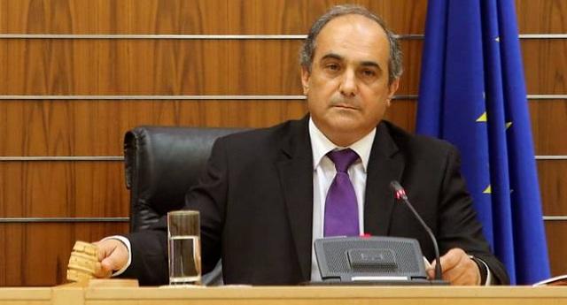 Στον Βόλο ο πρόεδρος της Κυπριακής Βουλής