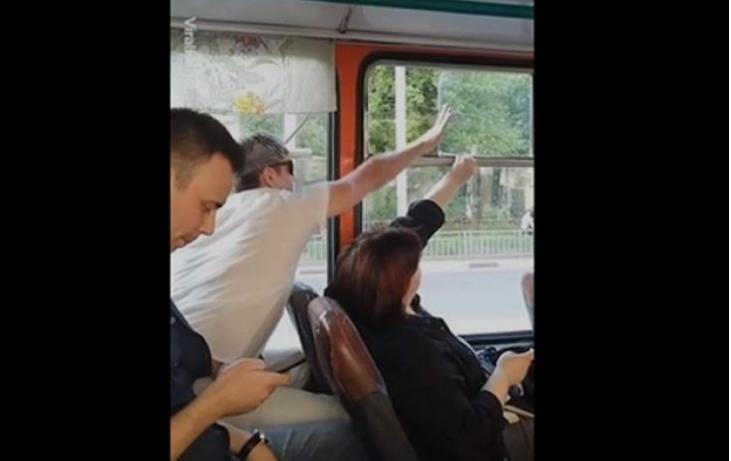 «Άσ' το το παράθυρο»! (video)