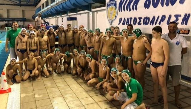 Την ομάδα του Παναθηναϊκού φιλοξενούν τα μίνι της Νίκης