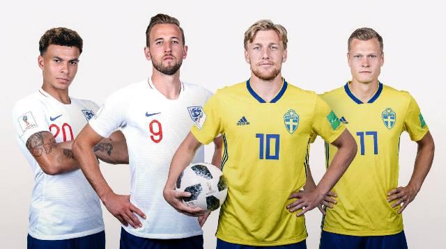 Ένα εισιτήριο 4άδας  για Σουηδία – Αγγλία