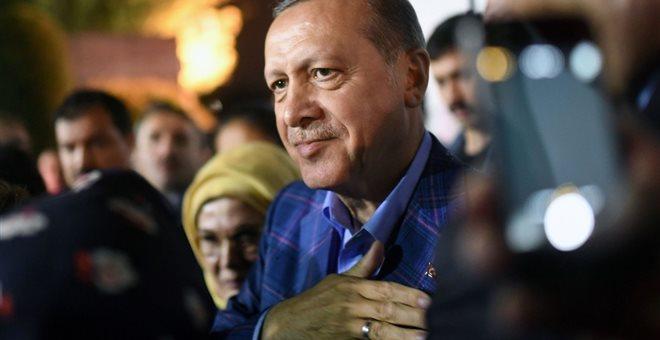 Ορκίζεται πρόεδρος ο Ερντογάν παρουσία 22 αρχηγών κρατών