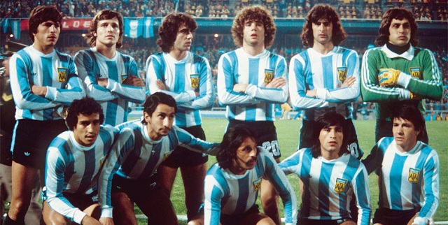 Γρηγόρης Καρταπάνης: Αργεντινή 1978 -40 χρόνια πριν