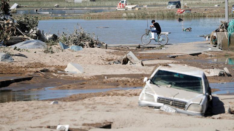 Έφτασαν στους 141 ο νεκροί από τις πλημμύρες στην Ιαπωνία [εικόνες]