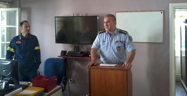 Στο πλάι της Πυροσβεστικής 4 ομάδες εθελοντικών οργανώσεων