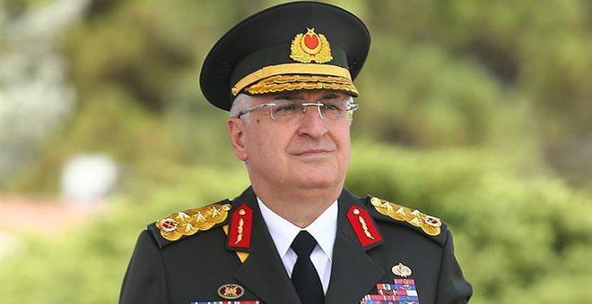O Γιασάρ Γκιουλέρ νέος αρχηγός ΓΕΕΘΑ της Τουρκίας