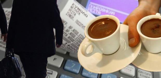 Λουκέτο σε καφέ για φορολογικές παραβάσεις
