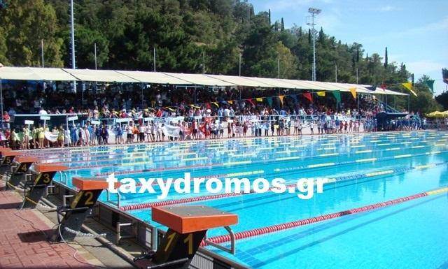 Τετραήμερη κολυμβητική πανδαισία στον Βόλο