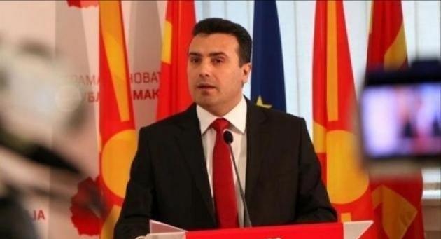 Προκλητικός ο Ζάεφ: Στο ΝΑΤΟ μπήκε η Δημοκρατία της Μακεδονίας