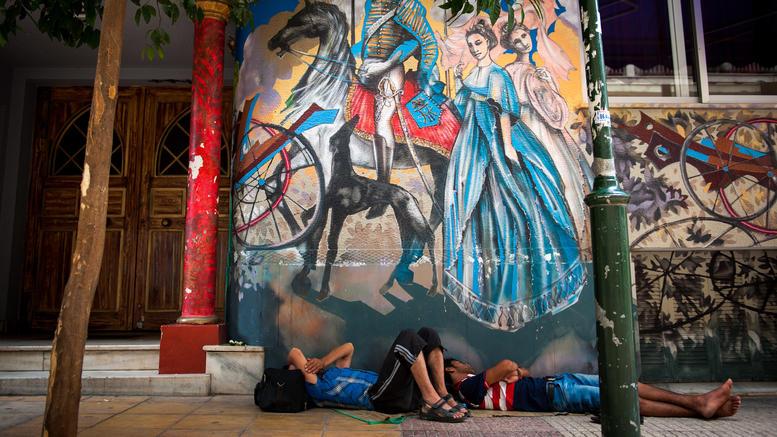 Το προφίλ του άστεγου: Έλληνας, ηλικίας 18 -44 χρόνων