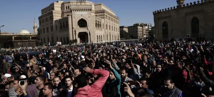 Ο πληθυσμός της Αιγύπτου αυξήθηκε κατά 1,5 εκατ. σε ένα 6μηνο!