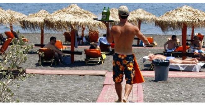«Σωσίβιο» στην απασχόληση ο τουρισμός